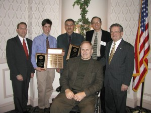 E-Week Awards Event 2003